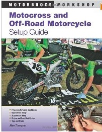 1987-1990 Honda_Powersports CBR_600_F Quayside Publishing Book Motocross and Off-Road Motorcycle Setup Guide