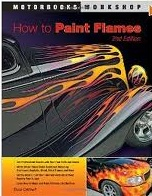 1991-1994 Honda_Powersports CBR_600_F2 Quayside Publishing Book How To Paint Flames: Second Edition