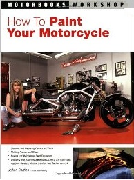 1987-1990 Honda_Powersports CBR_600_F Quayside Publishing Book How to Paint Your Motorcycle