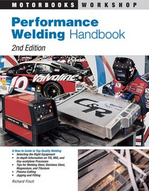 2001-2005 Toyota Rav_4 Quayside Publishing Handbook Performance Welding