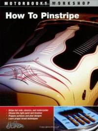 1991-1994 Honda_Powersports CBR_600_F2 Quayside Publishing Book How To Pinstripe