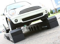 2002-2006 Mini Cooper Race Ramps Portable Pit Stop Ramp