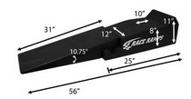 1953-1957 Chevrolet One-Fifty Race Ramps 2-Pc 56-Inch Race Ramps