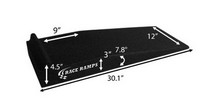 1998-2000 Chevrolet Metro Race Ramps Trak-Jax With Stops