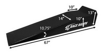 All Jeeps (Universal), All Vehicles (Universal) Race Ramps 67-Inch race Ramps Xt
