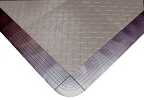 1990-1994 Subaru Legacy RaceDeck Edges (Female) - Alloy