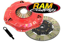1995-1998 Mazda Protege Ram Clutches Premium Powergrip Clutch Kit