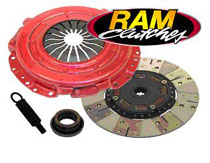 1974-1983 Jeep Cherokee Ram Clutches Premium Powergrip HD Clutch Kit