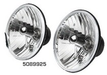 2003-9999 Honda Pilot Rampage 7-inch Round Halogen Conversion Kit
