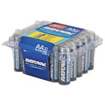 1967-1970 Pontiac Executive Rayovac Alkaline AA Batteries - Reclosable 30 Pro Pack
