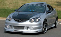 2002-2004 Acura Rsx Razzi 440-100 Body Kit