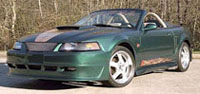 1999-2004 Ford Mustang Razzi 204-100 Body Kit