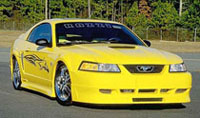 1999-2004 Ford Mustang Razzi 219-100 Body Kit