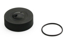 2008-9999 Subaru Impreza Replay XD Rear Cap Solid - 1 Kit