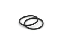 1991-1996 Saturn Sc Replay XD480 Lens Bezel & Rear Cap O-Ring - 5 Pack