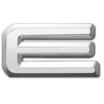 2001-2003 Mazda Protege Restyling Ideas Chrome Plated 3D Letter Letter E