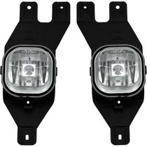 1999-2007 Ford F250 Restyling Ideas Replacement Fog Lamp Kit (Clear)