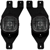 1999-2007 Ford F250 Restyling Ideas Replacement Fog Lamp Kit (Smoke)