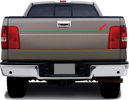 Ford F150 Door Moldings At Andys Auto Sport