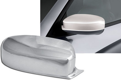 For Chrysler 200 11-14 Chrome Full Mirror Covers