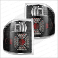 2004-2008 Ford F150 Restyling Ideas Look Tail Lamp - LED