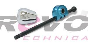 Ralco RZ Short Throw Shifter w// Shift Knob Kit for Subaru Impreza /& Legacy 93-95