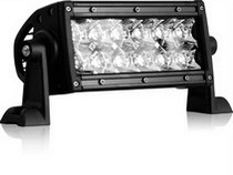 "2003-2009 Toyota 4Runner Rigid Industries 6"" Amber Series LED Light Bar - Flood Pattern"