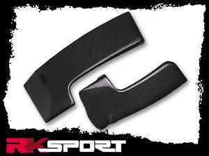 97-04 C5 RK Sport Carbon Fiber Wheel Well Covers