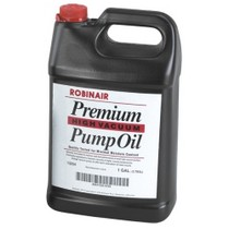 1997-2004 Chevrolet Corvette Robinair Premium Hign Vacuum Pump Oil - 1 Gallon