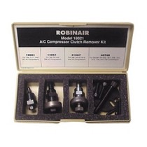 1989-1992 Ford Probe Robinair Clutch Plate Remover Kit