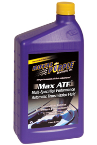 2007-9999 Mazda CX-7 Royal Purple Automatic Transmission Fluid Qt