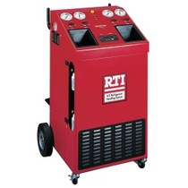 1998-2000 Volvo S70 RTI Recycle/Recovery/Recharge Machine for R-12 and R-134a