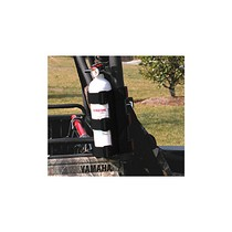 All Jeeps (Universal) Rugged Ridge Fire Extinguisher Holder (Black)