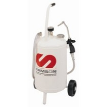 Universal (All Vehicles) Samson Portable Air Pressurized Unit With Non-Metered Gear Lube Handle