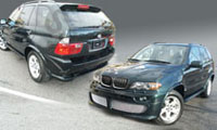 2004-2006 BMW X5 Sarona Body Kits