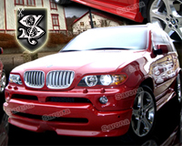 2004-2006 BMW X5 Sarona Body Kit