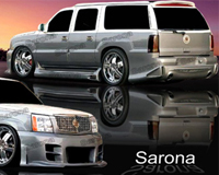 2002-2006 Cadillac Escalade Sarona Body Kit