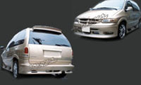 1996-2000 Dodge Caravan Sarona Body Kit