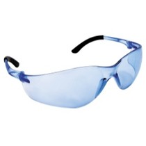 2008-9999 Jeep Liberty SAS Safety NSX Turbo Safety Glasses With Light Blue Lens, Polybag