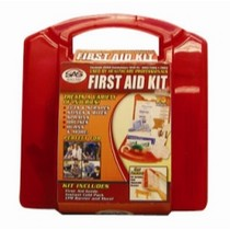 1998-2000 Volvo S70 SAS Safety 10 Person First Aid Kit