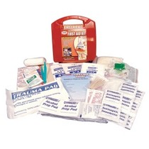 1998-2000 Volvo S70 SAS Safety 25 Person First Aid Kit