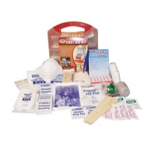 1962-1962 Dodge Dart SAS Safety 35 Person First-Aid Kit
