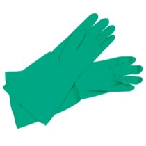 2009-9999 Ford F150 SAS Safety Unsupported Nitrile Gloves (Lined) - Large