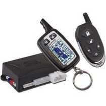 2000-2006 Mercedes Cl-class ScyTek 2-Way Paging Security with Remote Start and LCD Remote