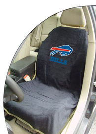 1997-2005 Buick Park_Avenue Seat Armour NFL Towel Seat Cover - Buffalo Bills