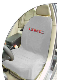 1999-2006 GMC Sierra Seat Armour Towel Seat Cover for GMC (Grey)