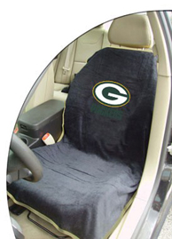 1997-2005 Buick Park_Avenue Seat Armour NFL Towel Seat Cover - Green Bay Packers