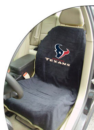 1997-2005 Buick Park_Avenue Seat Armour NFL Towel Seat Cover - Houston Texans