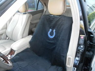 1999-2006 GMC Sierra Seat Armour NFL Towel Seat Cover - Indianapolis Colts