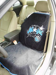 1997-2005 Buick Park_Avenue Seat Armour NBA Towel Seat Cover - Orlando Magic